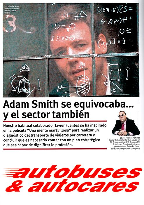 Adam Smith Javier Fuentes