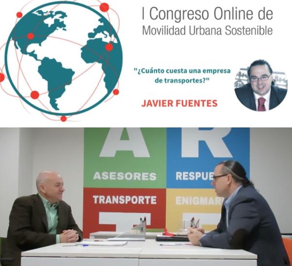 Ponentes en el I Congreso Mundial On Line sobre Movilidad Urbana Sostenible
