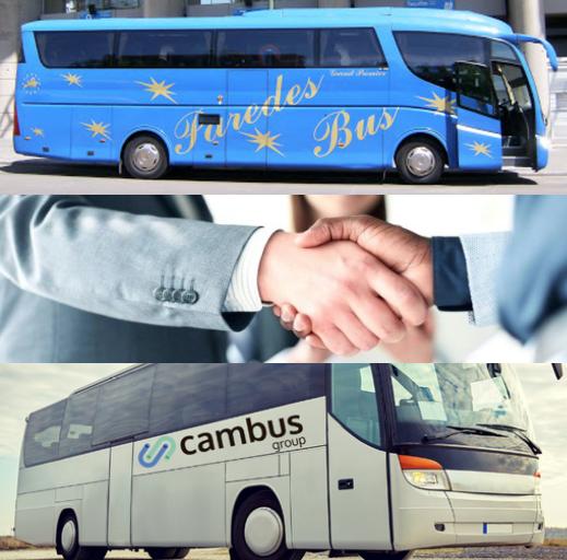 Grupo ARTE consigue en Madrid la venta de otras dos nuevas empresas de transporte de viajeros por carretera (Paredes Bus y CAMBUS Madrid)